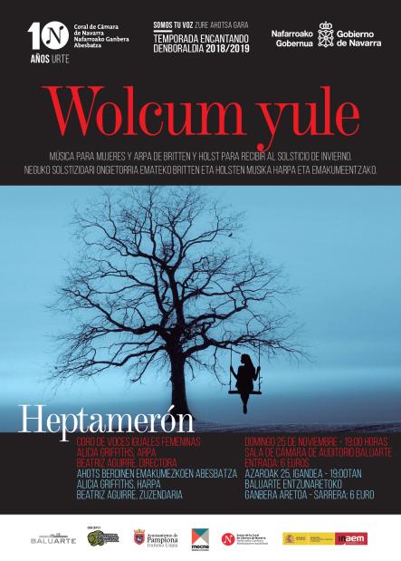 wolcumyule