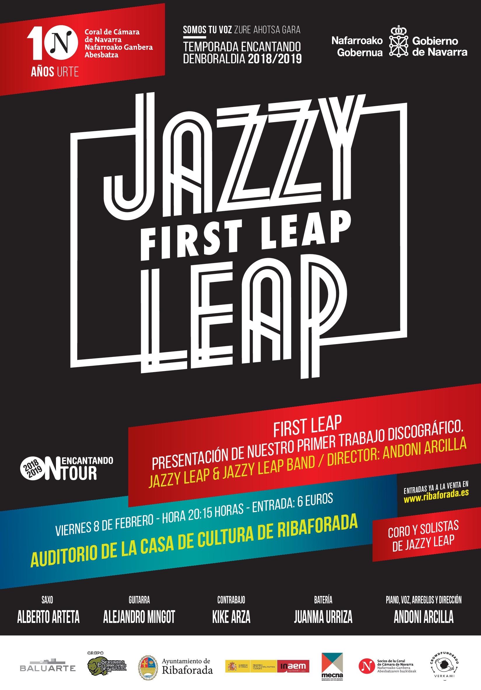Jazzy Leap_Ribaforada