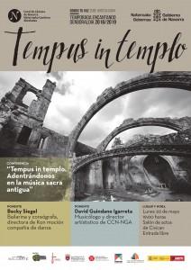 Conferencia Tempus in templo_web